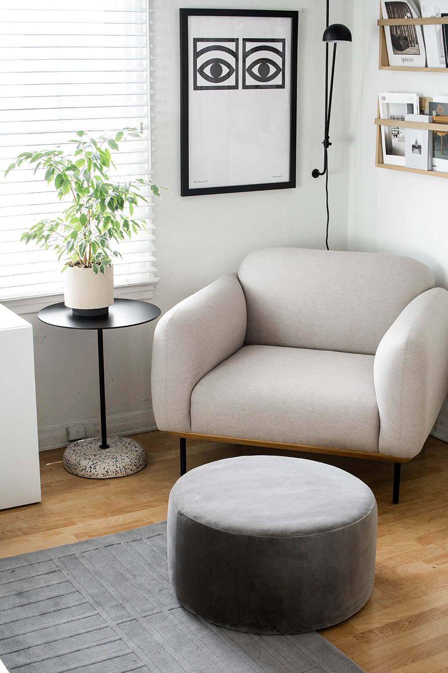 Reading Nook Update Giveaway Homey Oh My