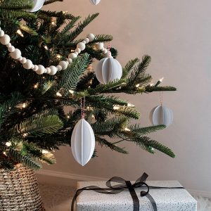 DIY 3D Paper Ornaments with the Canon PIXMA TS5320 Printer