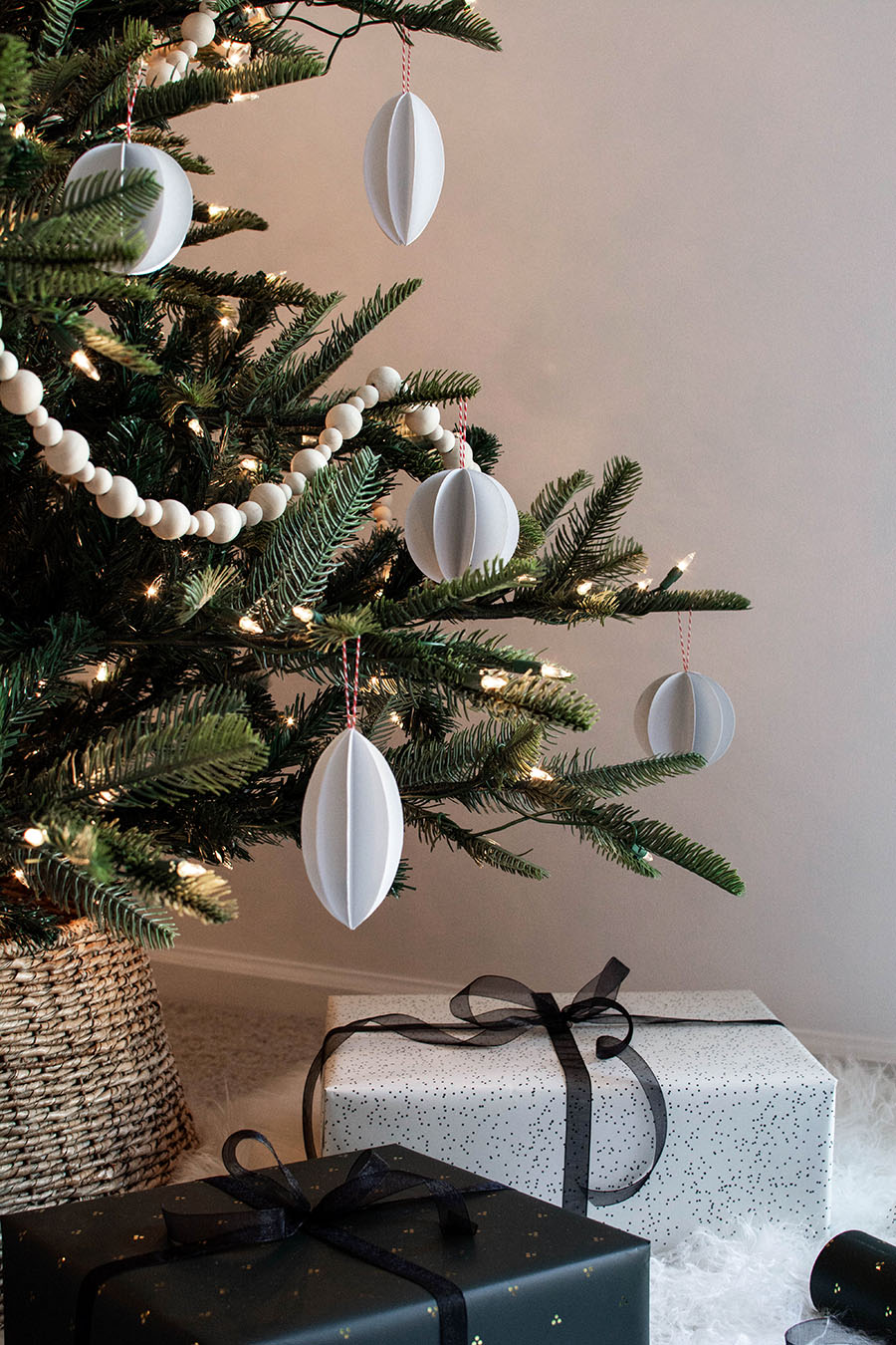 Diy Paper Ornaments With The Canon