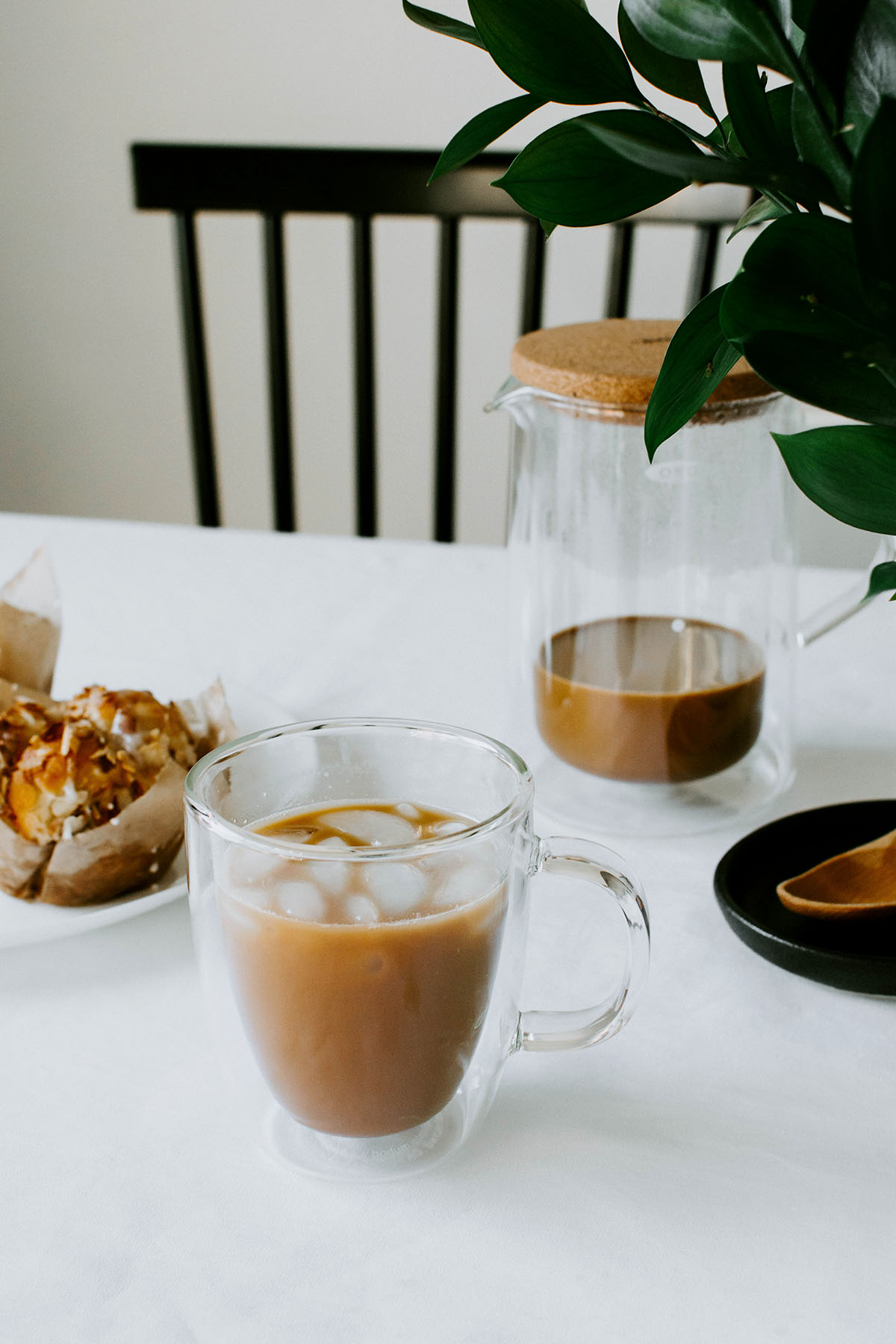 Vietnamese Iced Coffee Recipe With A Pour Over Method Homey Oh My