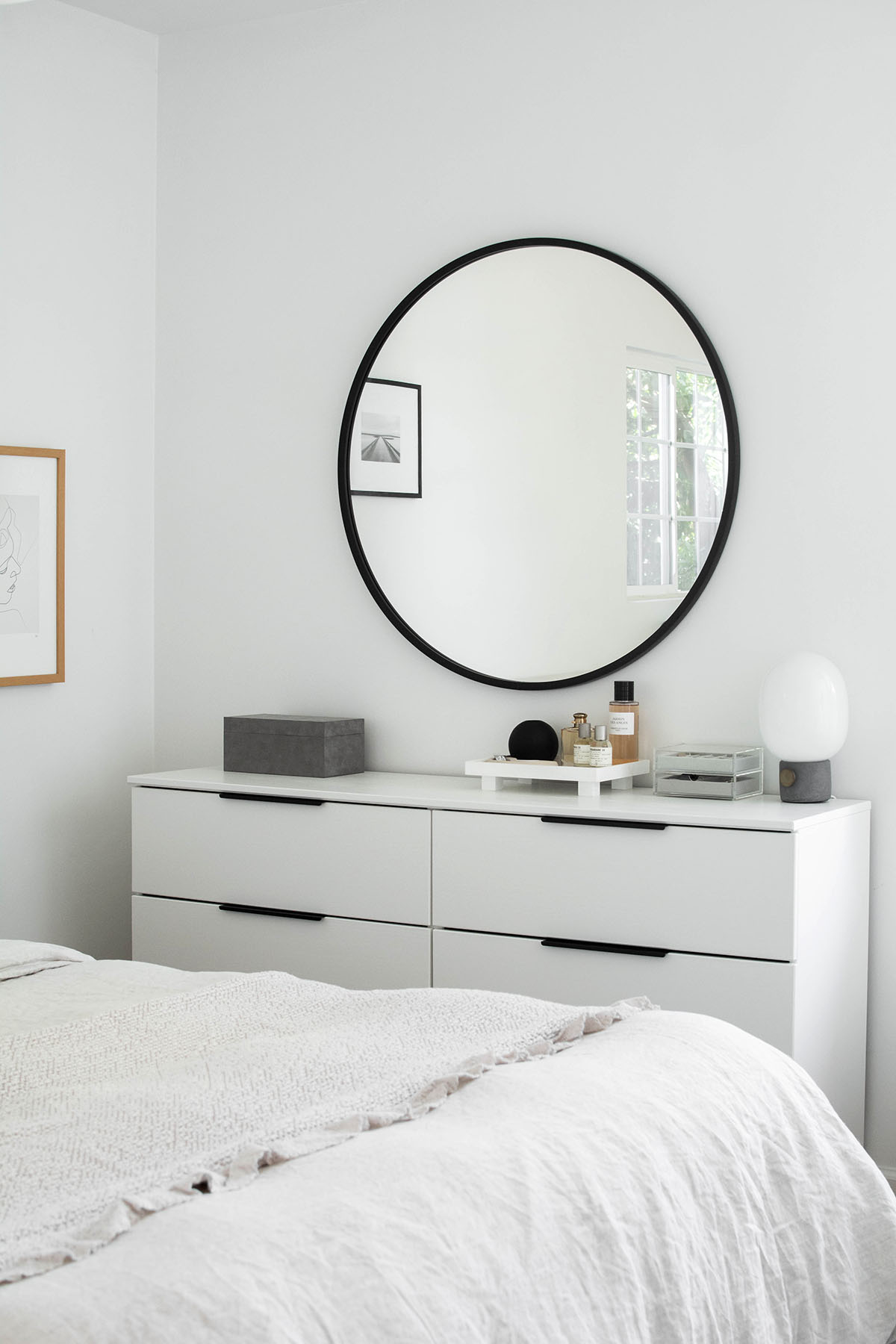 How To Paint A Dresser Ikea Tarva Makeover Homey Oh My