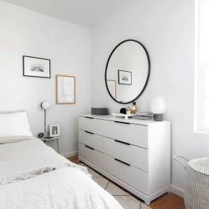 How to Paint a Dresser: IKEA Tarva Makeover